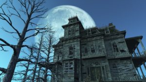 Haunted House Insurance